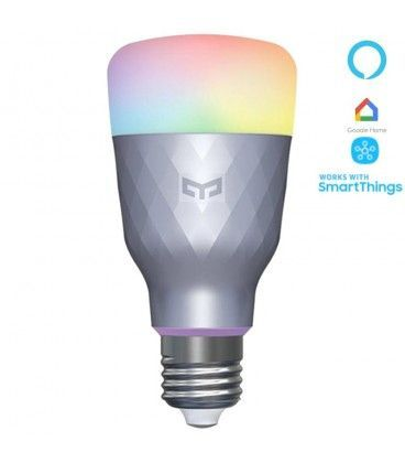 Bombilla Xiaomi Yeelight Smart LED Bulb 1SE Color RGB