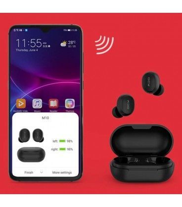 Auriculares Xiaomi Youpin QCY M10 TWS bluetooth